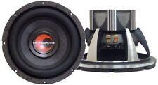 Lanzar OPTI1234D Optidrive Dual Subwoofer 2x4 Ohm 1100W RMS/2200W Hammerteil Neu