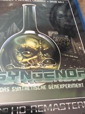 Sygenor The Synthetic Experiment (Region Free Blu Ray) Uncut CLASSIC CULT