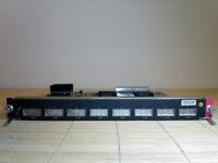 Cisco WS-X6408A-GBIC 8x Catalyst Switch Gigabit Module