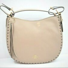 Authentic Coach 76436 Sutton Hobo Women Leather Large Shoulder Crossbody Bag