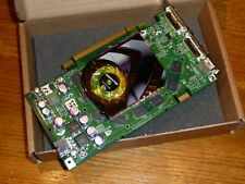 NEW nVidia QuadroFX 3450 Dell CN-0T9099 600-50455-0502-100 DUAL DVI VGA card