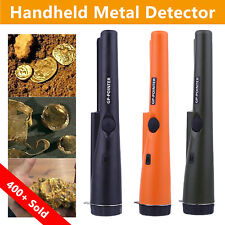 360° Auto Waterproof Handheld Metal Detector Battery Pinpointer Probe GP-Pointer