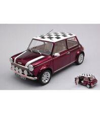 Mini Cooper Sport 1997 Metallic Purple 1 18 Solido Auto Stradali Die cast