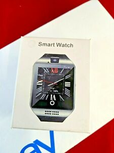 Bluetooth Smart Watch w/ Camera Waterproof Phone For iPhone iOS Android
