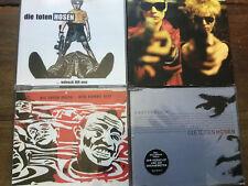 Die Toten Hosen [4 CD MAXI]  wünsch dir was + Hier kommt Alex + Unsterblich