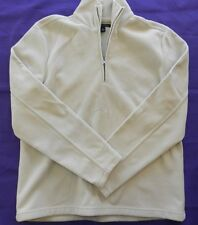 WOMENS fleece JACKET sweater pull over = BANANA REPUBLIC = SIZE SMALL = wh79