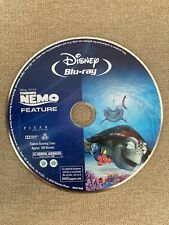 Finding Nemo (Blu-ray Disc, 2012) Disc Only - No Tracking
