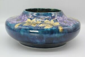 Rare and lovely George Cartlidge Morris Ware dish in very good condition