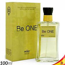 Colonia para Mujer BE ONE de Prady 100ml Perfume Fragancia Agua EAU DE TOILETTE