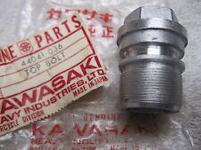 New NOS Kawasaki fork cap bolt G4TR 76-1979 KE100 1972-75 G5 71-73 F6 1976 KV100
