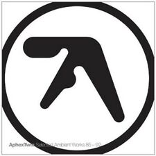 Aphex Twin Selected Ambient Works 85 to 92 LP Vinyl 33rpm