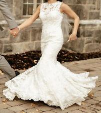 MAKE AN OFFER! Allure C311 Bridal Gown Wedding Dress PRESERVED!