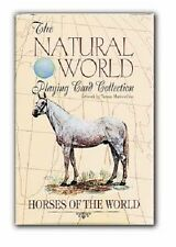 Horses of The World Playing Cards Deck New