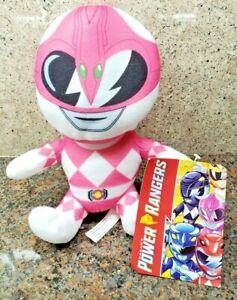 NEW Pink Power Rangers Plush Toy Factory Doll Figure Saban's Hasbro Pterodactyl