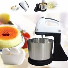2020 New 7-speed Bench Hand-held Automatic Egg Beater Mixer Dough Baking Cream
