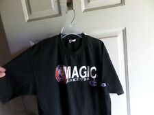 Champion Orlando Magic Basketball NBA T-shirt Men's Size Large 100% Cotton
