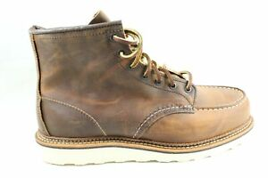 Red Wing Mens Heritage Brown Work & Safety Boots Size 10 (2E) (1580910)
