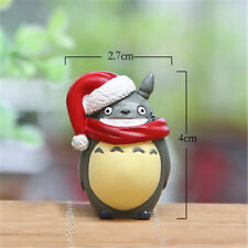 Cute Mini Totoro Figure With Toy My Neighbor Totoro Action Christmas Gift Decor