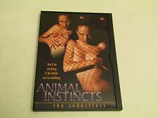 Animal Instincts 3 The Seductress DVD