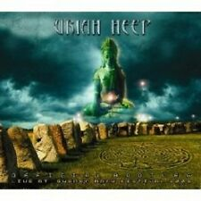 "Uriah HEEP ""LIVE AT Sweden Rock"" CD 9 tracks nuovo"