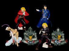 Bandai Fullmetal Alchemist figure gashapon  (full set of 6 figures with secret)