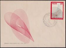 POLAND 1977 Engineer Conference FDC unaddressed @D3163