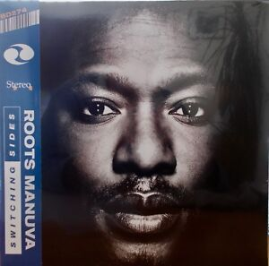 Roots Manuva - Switching Sides - (New and Sealed) 2016.