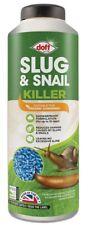 Doff Slug Snail Killer Mini Blue Pellets Large Bottle Shower Proof Organic 800g