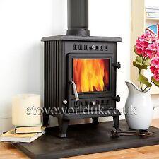 Coseyfire 4.5kw Multifuel Woodburning Stove Stoves Log Burner Cast Iron