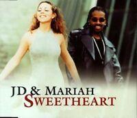 Jermaine Dupri (JD) Sweetheart (1998, & Mariah Carey) [Maxi-CD]
