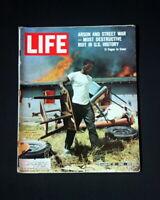 LIFE MAGAZINE AUGUST 27 1965 WATTS RIOT