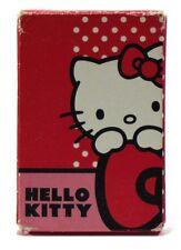 2009 Heraclio Fournier cards HELLO KITTY Full Spanish deck (33 cards) unused