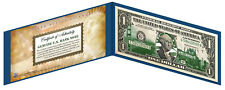 CALIFORNIA State $1 Bill *Genuine Legal Tender* U.S. One-Dollar Currency *Green*