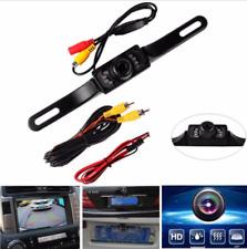 Car Rear View Backup CMOS 7 LED Parking Monitor Camera HD Night Vision