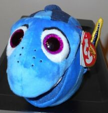 Ty Beanie Boos - DORY the Blue Tang Fish (Nature's Harvest Exclusive) NEW MWMT