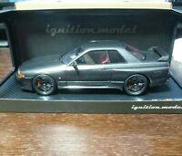 Nissan Skyline GT R Nismo R32 Ignition Model 1/18 rare from JAPAN F/S
