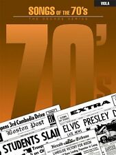 """THE DECADE SERIES-SONGS OF THE 70's-FOR """"VIOLA"""" MUSIC BOOK-1970s-NEW ON SALE!!"""