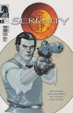 Dark Horse Serenity (Firefly) Comic #3 Simon Cover Whedon Yu 1st Print HTF NM
