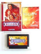 WILLOW Nintendo Famicom NES Japan