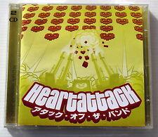 HEARTATTACK . COMPILATION . VOLUME  1 . 2 CD