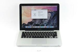 """MacBook Pro 2009 13"""" A1278 Core 2 Duo 2.26GHz 4GB RAM 500GB SSD HD +Warranty"""