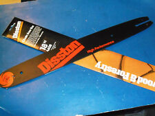 "NEW DISSTON 18"" BAR FITS MCCULLOCH 110 120 130 140 SAWS A60B FREE SHIPPING"