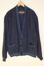Paul & Shark Silk Bomber Jacket 2XL- 3XL