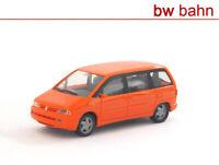 Herpa H0 021654 Peugeot 806 - orange