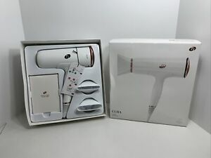 Cura T3 Professional Hair Dryer White, NEW in OPENED BOX!