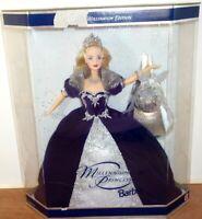 2000 MATTEL Special Edition Millennium Princess BARBIE Doll Damaged Box