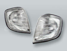 TYC Clear Corner Lights Parking Lamps PAIR fits 1992-1999 MB S-Class W140