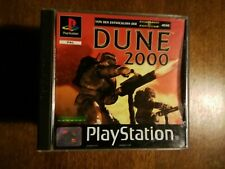 Dune 2000 (Sony PlayStation 1 PS1, 2000)
