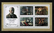 RSA SOUTH AFRICA 1985 Paintings by Franz Oerder SG MS 581 MNH UMM