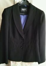Papaya Black jacket business/pleasure size 12